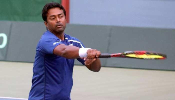 डेविस कप टेनिस : भारत के सबसे सीनियर खिलाड़ी टीम में बरकरार