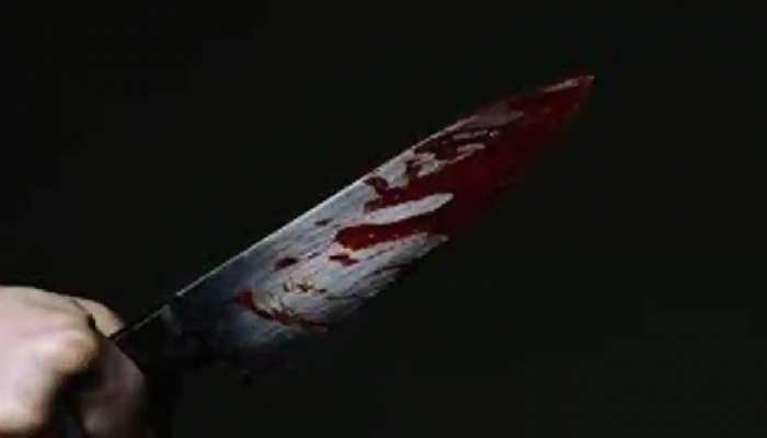 चाकू से गोदकर बच्चे की निर्मम हत्या