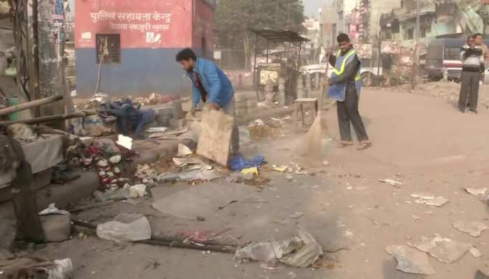 Delhi Violence: Situation in Maujpur, Jafrabad, Seelampur and other affected areas, See Pictures