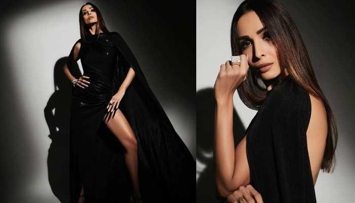 Malaika Arora Latest Photoshoot Glamorous Look Winnig Heart On Internet