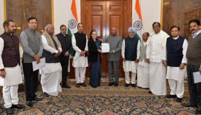 दिल्ली हिंसाः अब कांग्रेस ने जज के तबादले पर हंगामा शुरू कर दिया है
