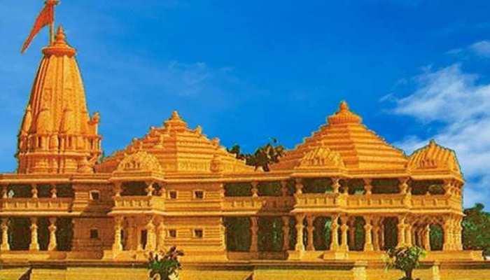 अयोध्या में राम मंदिर निर्माण की तैयारी शुरू, JCB से जमीन को किया जा रहा समतल और साफ-सुथरा