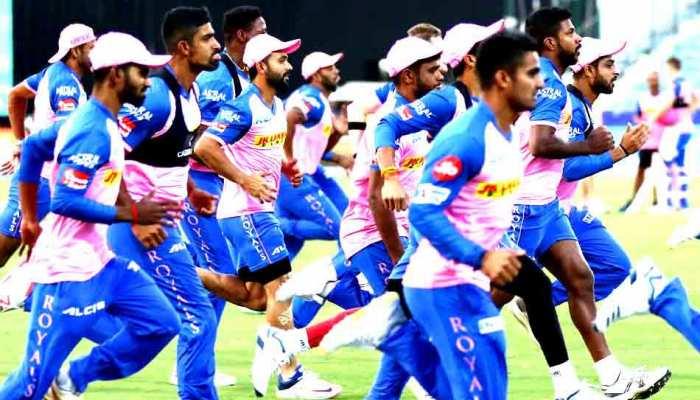 IPL 2020: राजस्थान रॉयल्स का प्री-सीजन कैंप शुरू, इन खिलाड़ियों पर रहेगी नजर