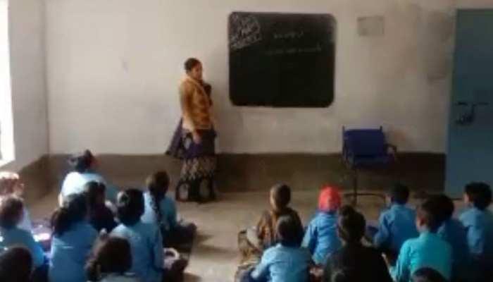 बिहार: कैमूर के इस स्कूल में नहीं पड़ रहा शिक्षकों की हड़ताल का असर, जानिए क्यों