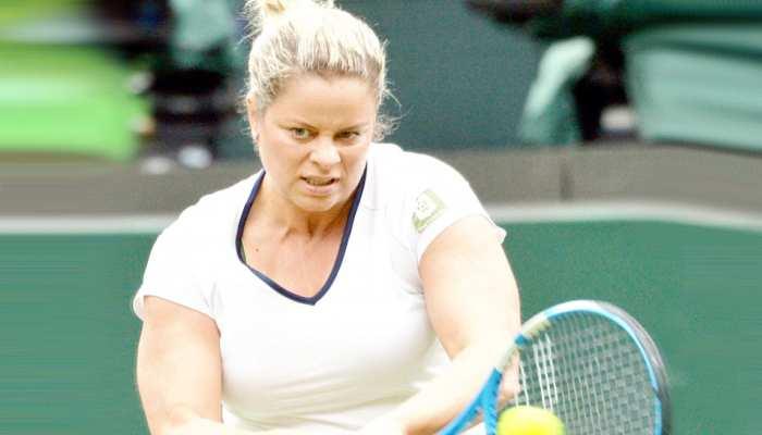 टेनिस: बेल्जियम की किम क्लाइस्टर्स को इस टूर्नामेंट में मिली वाइल्ड कार्ड एंट्री