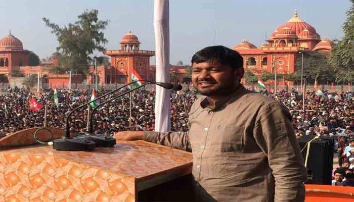दिल्ली सरकार से राजद्रोह केस को मंजूरी मिलने के बाद कन्हैया कुमार ने कुछ यूं दी प्रतिक्रिया