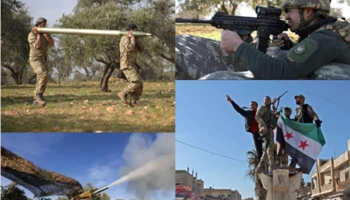सीरिया में ऐसे ही लड़ाई जारी रही तो विश्वयुद्ध छिड़ जाएगा