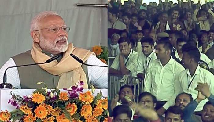 अब बुंदेलखंड से दिल्ली सिर्फ 5 घंटे में, PM मोदी ने रखी 296 KM लंबे एक्सप्रेस-वे की आधारशिला