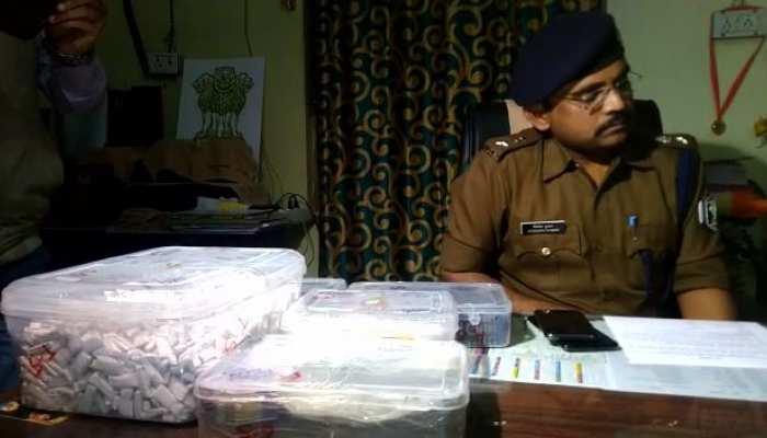 शराबबंदी के बाद बिहार को ड्रग्स के नशे में झोंकने की साजिश पकड़ी गई