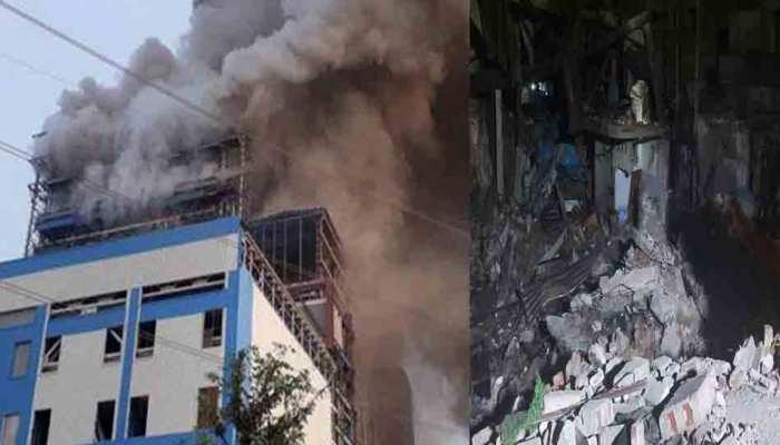 बहादुरगढ़ फैक्ट्री अग्निकांड: पड़ोसी ने किया खुलासा! जानिए किस वजह से लगी आग?