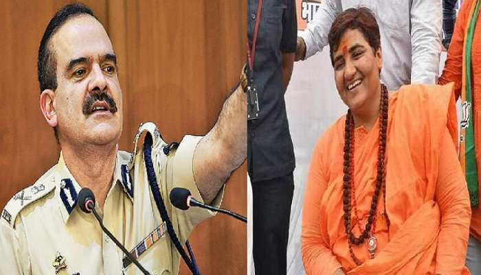 प्रज्ञा ठाकुर को गिरफ्तार करने वाले पुलिस अफसर को उद्धव ने बनाया मुंबई कमिश्नर