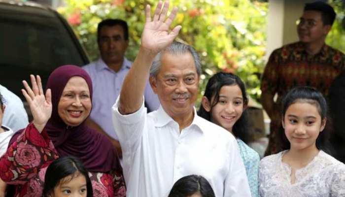 मलेशिया के आठवें प्रधानमंत्री बने मुहिद्दीन यासीन, ली शपथ