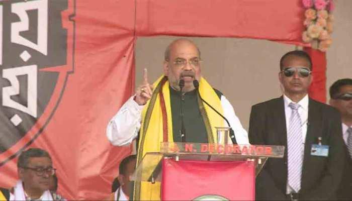 ममता के गढ़ कोलकाता में गरजे गृहमंत्री अमित शाह, पढ़ें उनके भाषण की 10 बड़ी बातें
