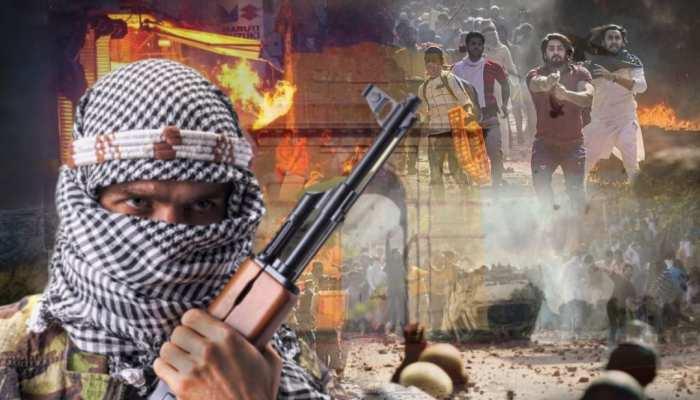 """दिल्ली में दंगे की आग भड़काने के पीछे """"आतंकी साजिश""""! जांच में बड़ा खुलासा"""