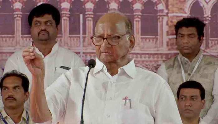 शरद पवार का बड़ा आरोप, दिल्ली इसलिए जली क्योंकि बीजेपी दिल्ली चुनाव हार गई