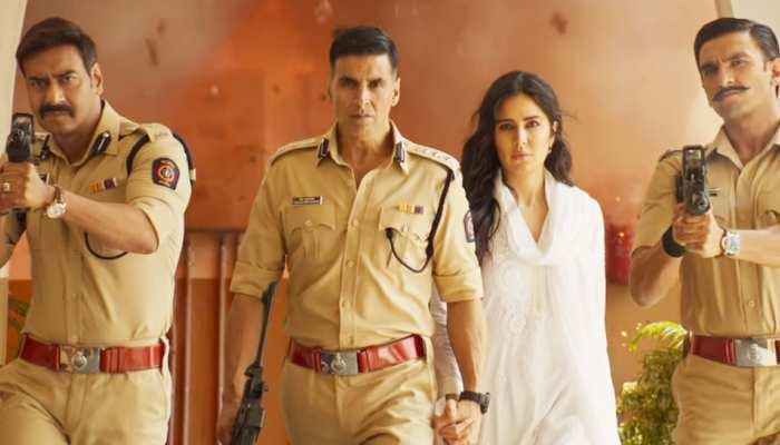 अक्षय, अजय और रणवीर मिलकर साफ करने वाले हैं आतंकवादियों का सूपड़ा, देखें 'Sooryavanshi' का ट्रेलर
