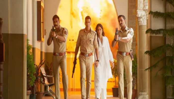 सूर्यवंशी का धमाकेदार ट्रेलर रिलीज,फिल्म में बताया दहशतगर्द का कोई मज़हब नहीं..