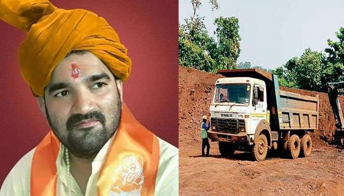 बागपत विधायक ने DM पर लगाया अवैध खनन को संरक्षण देने का आरोप, CM योगी से की शिकायत