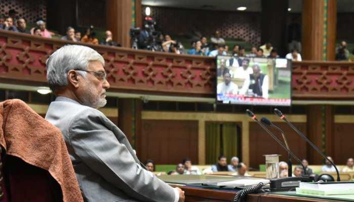 विधानसभा में सवाल का सीधा जवाब न देने पर इन मंत्रियों को पड़ी स्पीकर की डांट