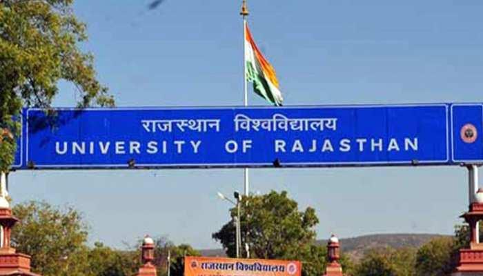 राजस्थान विश्वविद्यालय का वायरल पेपर निकला फर्जी, विद्यार्थियों को सावधान रहने की जरुरत