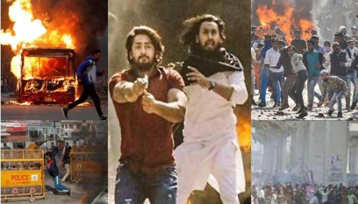 दिल्ली का 'गोलीबाज' शाहरुख इस तरह फरार हुआ और पहुंचा शामली