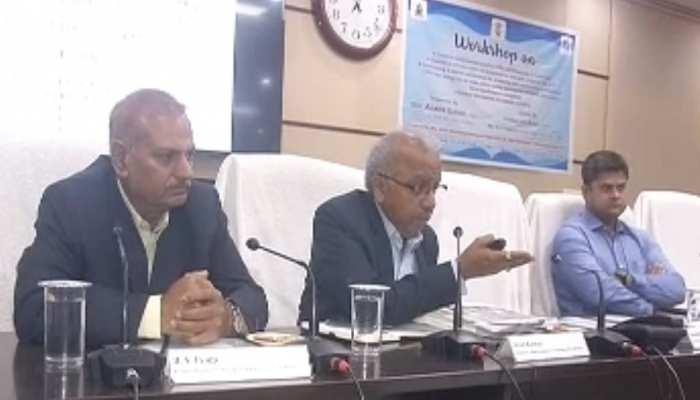 तकनीकी कार्यशाला का किया गया आयोजन, IIT के प्रोफेसर ने दी DPR बनाने की जानकारी