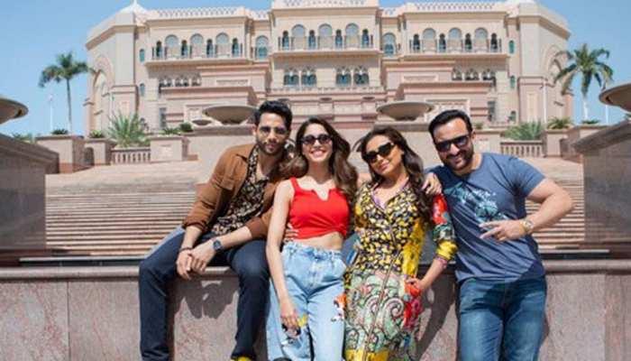 आबू धाबी के अमीरात पैलेस में 'Bunty Aur Babli 2' ने किया धमाल, शूटिंग शेड्यूल खत्म