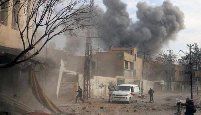 4 दिन की लड़ाई के बाद सीरिया की सेना ने साराकेब पर फिर से किया कब्जा, तुर्की समर्थित विद्रोहियों से लड़ाई जारी