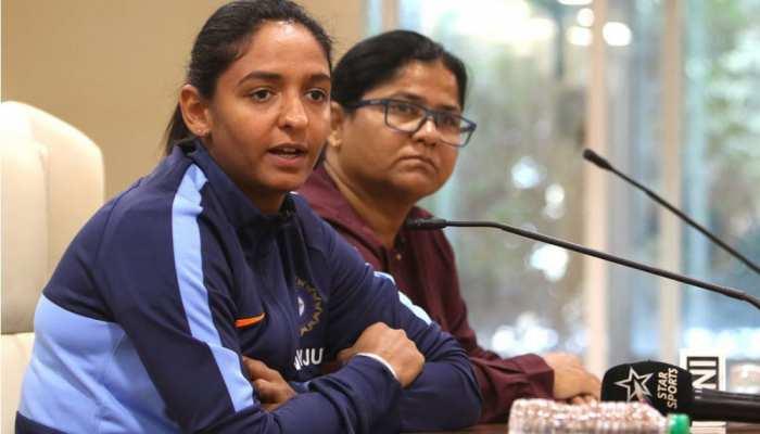 महिला टी20 वर्ल्ड कप: भारतीय कप्तान हरमनप्रीत ने किस खिलाड़ी को कहा 'शरारती' ?