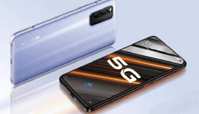 भारत का दूसरा 5G स्मार्टफोन iQOO 3 की ई-कॉमर्स साइट पर बिक्री शुरू