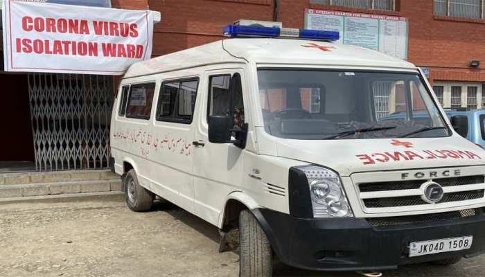 कोरोना वायरस की NO ENTRY के लिए जम्मू कश्मीर में सरकार अलर्ट, जारी किए निर्देश