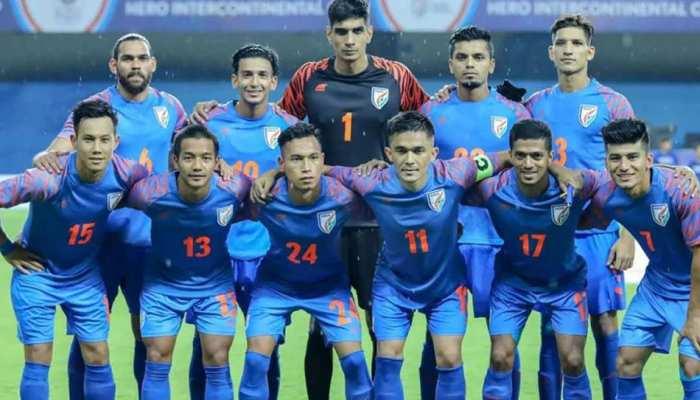 भारत-ताजिकिस्तान फुटबॉल मैच पर कोरोना वायरस का साया, मुकाबला रद्द होने का खतरा