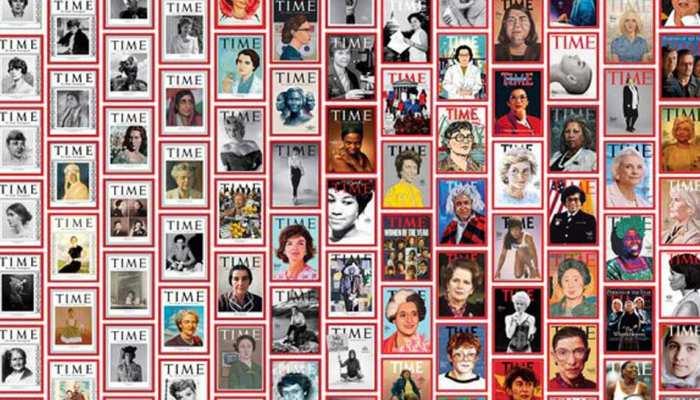 इंदिरा गांधी और अमृत कौर पिछली सदी की 100 प्रमुख महिला हस्तियों में शुमार