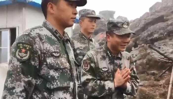 बार्डर पर भी दिखा कोरोना का असर, चीनी सैनिकों से अब होगी 'नमस्ते'