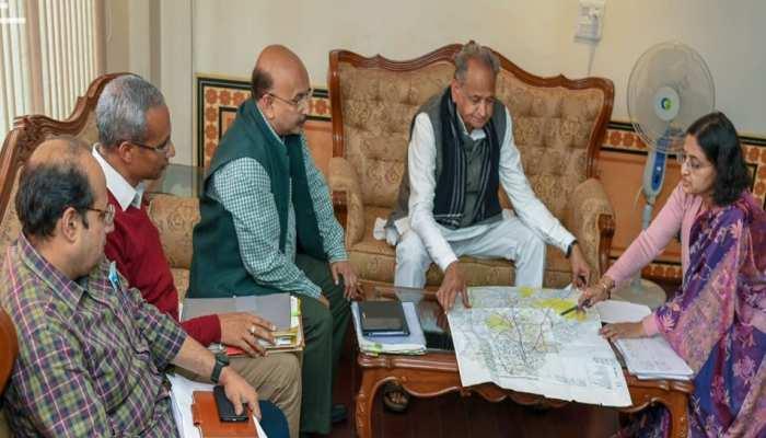 जयपुर: भारतमाला प्रोजेक्ट को लेकर मुख्यमंत्री अशोक गहलोत ने दिए अहम निर्देश