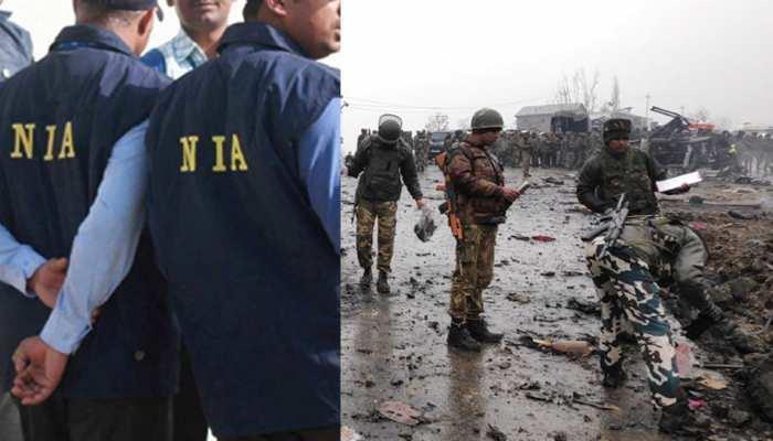 पुलवामा हमला: NIA के हत्थे चढ़े 2 और आतंकी, ऑनलाइन शॉपिंग कर खरीदा था केमिकल
