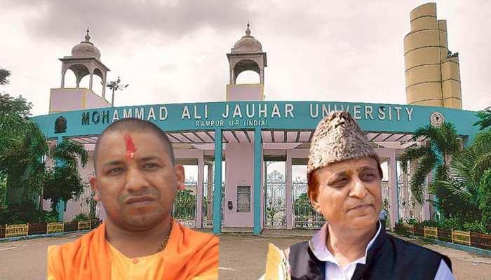 खतरे में आजम खान की जौहर यूनिवर्सिटी,यूपी हुकूमत कर सकती है कब्ज़ा