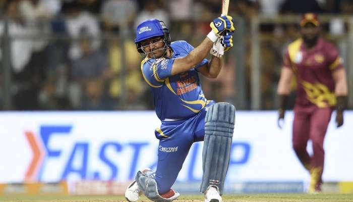 IND-L vs WI-L: वीरेंद्र सहवाग की तूफानी पारी, इंडिया लीजेंड की 7 विकेट से जीत