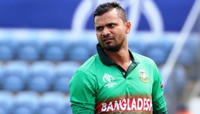 Bangladesh: मुशरफे मुर्तजा की कप्तानी छिनी, सलामी बल्लेबाज को मिली वनडे कमान