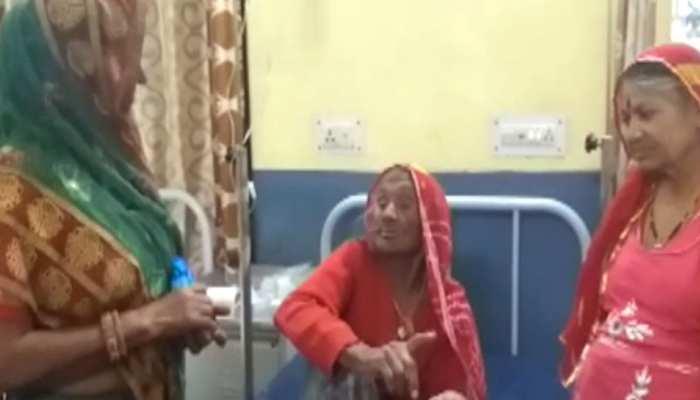 नागौर: प्रॉपर्टी की लड़ाई में पीस रही 90 साल की बुजुर्ग महिला, मामला दर्ज