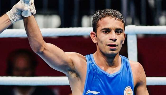 Boxing Olympics Qualifiers: अमित को मिला ओलंपिक कोटा, साक्षी को मिली निराशा