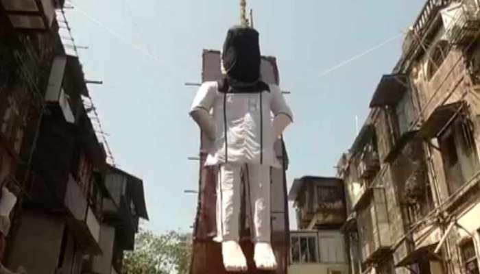 यहां ऐसे होगा होलिका दहन, फूंका जाएगा रेप के आरोपी का 35 फीट ऊंचा पुतला