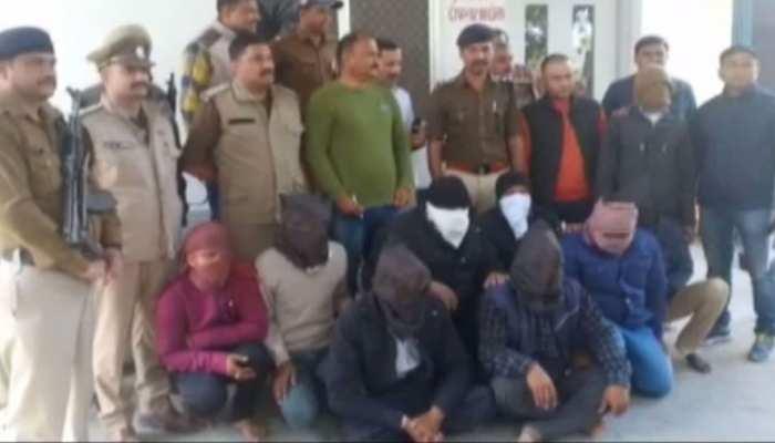 उधम सिंह नगर: LT परीक्षा के फर्जीवाड़े में 9 गिरफ्तार, फरार आरोपियों की तलाश जारी