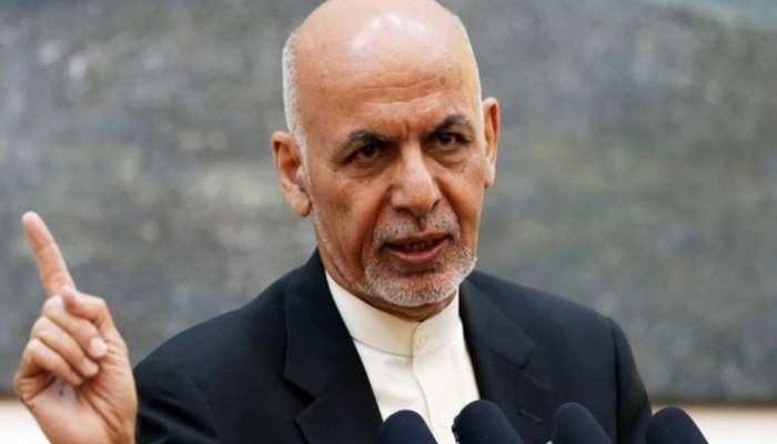 अफगानिस्तानः धमाकों के बीच गनी ने ली शपथ, रुके नहीं, बोले-हम डरने वाले नहीं