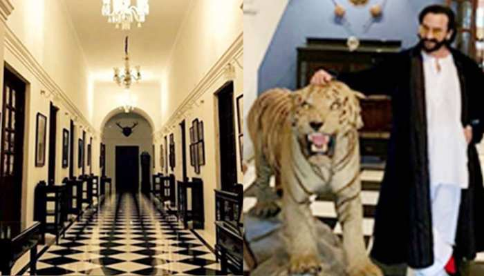 This is how Saif Ali Khan's Pataudi Palace, eyes will get glazed by PICS