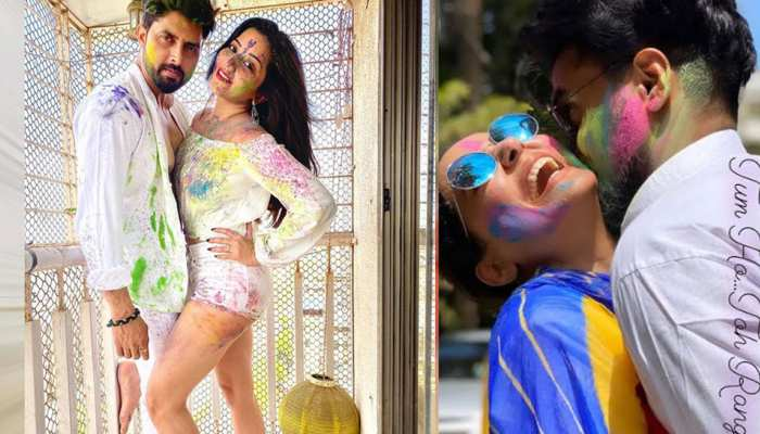 These TV stars celebrated Holi in this style, see photos