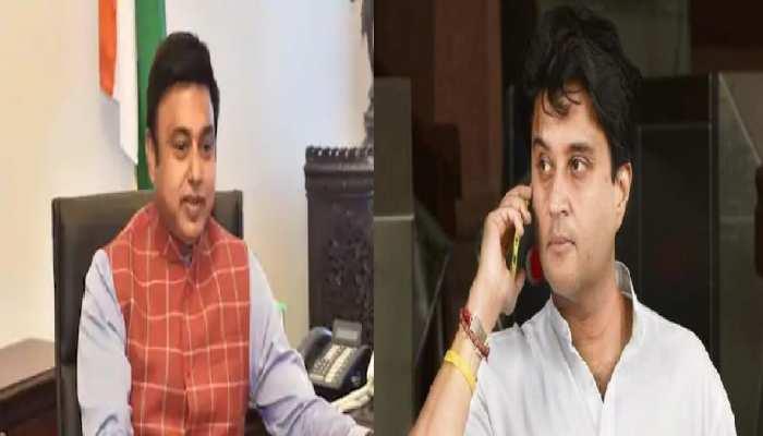 जानिए कौन हैं ज़फर इस्लाम जिन्होंने ज़्योतिरादित्य सिंधिया और BJP के बीच जोड़े तार