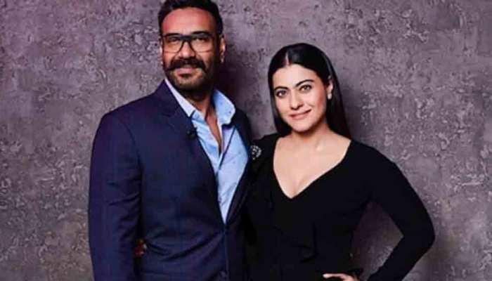 अजय देवगन ने काजोल को कहा 'ओल्ड', एक्ट्रेस ने यूं दिया करारा जवाब! -WATCH VIDEO