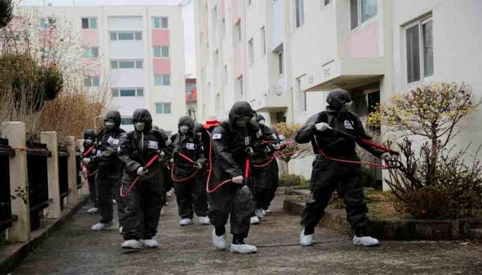 कोरोना से जूझ रहे दक्षिण कोरिया में रोगियों को झेलनी पड़ रही एक और मुश्किल