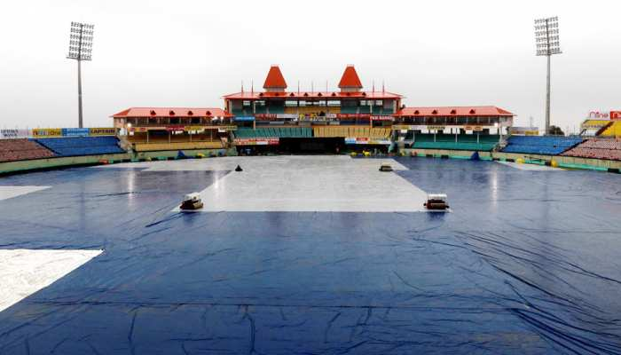 IND vs SA 1st ODI: धर्मशाला में बारिश ने रद्द कराया मैच, एक भी गेंद नहीं फेंकी जा सकी